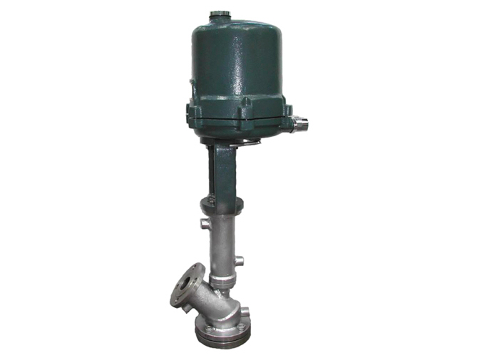 Electric explosion proof dumping valves