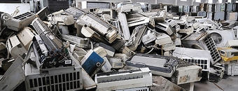 Home appliance pre-shredding