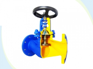 Bellows seal globe valves