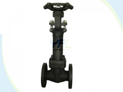 Forged Steel Bellows Seal Gate Valves