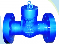 BS 1868 Pressure seal lift type check valve