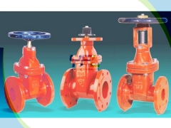 AWWA C509 Resilient Seated Gate Valve