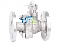 Special materials industrial valves