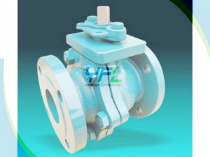 JIS 7S-48 Ductile Cast Iron Ball Valve