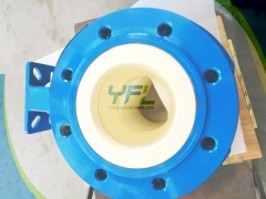 wear resistant ceramic ball valve