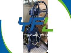 Orbit Plug Valve For Airport Pipeline by YFL
