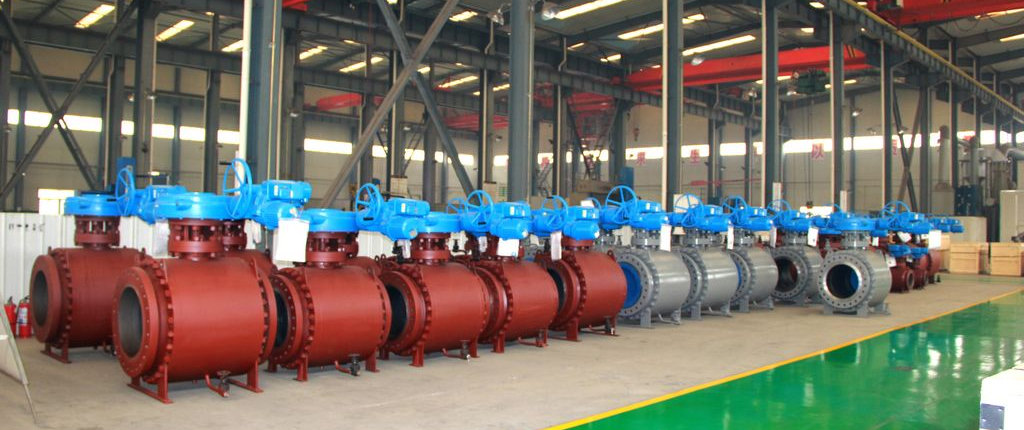 High Temperature High Pressure Metal Seated Ball Valve